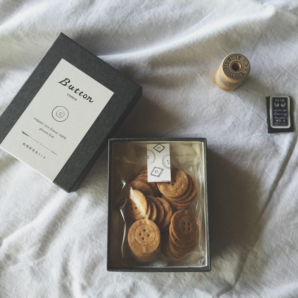 ボタンクッキー